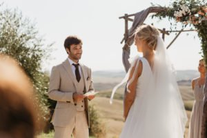 how to write a marriage vow