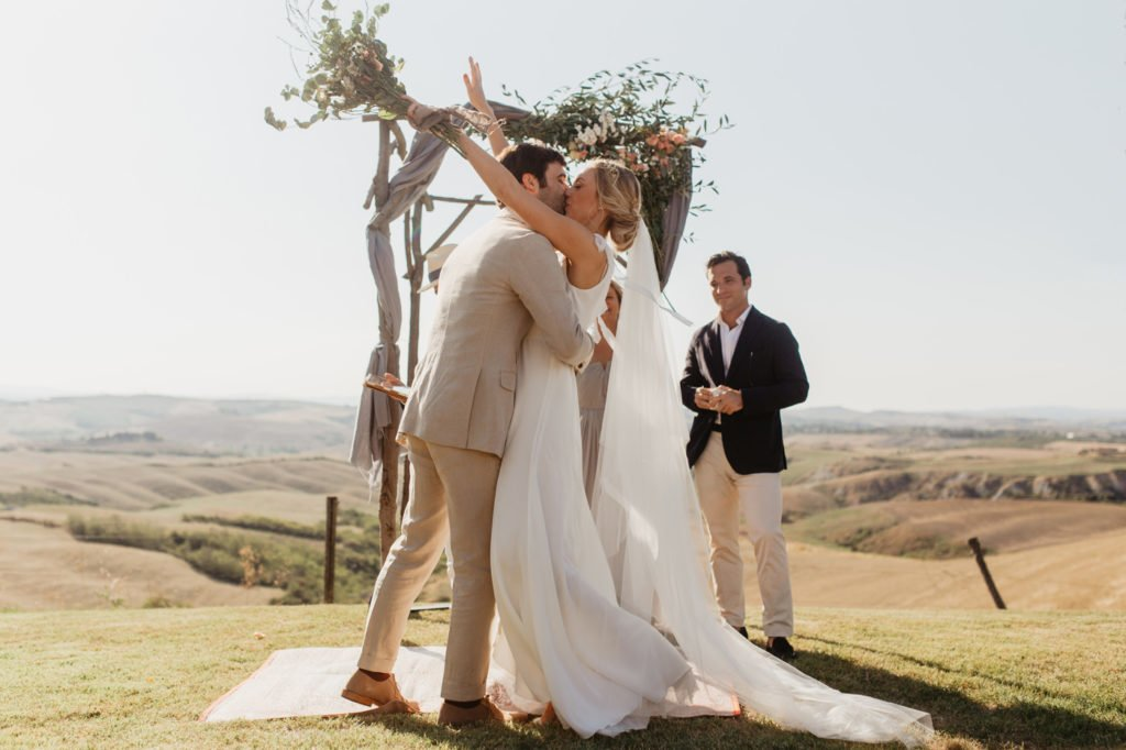personal, intimate ceremony, writing your own vows